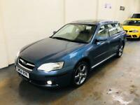 Subaru Legacy r automatic 3.0 in immaculate condition lady owner full service history mot nov