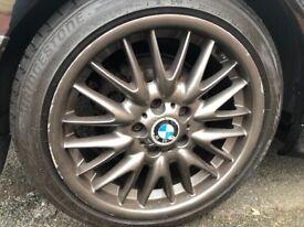 BMW E46 ALLOYS