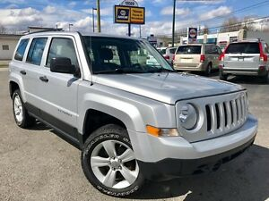 2013 Jeep Patriot 4x4.AUTOMATIQUE,CLIMATISEUR GARANTIE