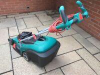 Bosch ROTAK 40 ERGOFLEX Electric Lawnmower