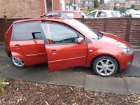 Ford Fiesta, 2008, Full Service History, Only 2 owners