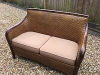 Rattan chair and sofa set