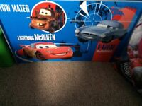 Cars toy box