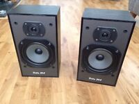 Wharfedale Delta 30.2 bookshelf speakers