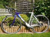 ***SOLD*** EPX Nullarbor Carbon Road Racing/Triathlon/Time Trail TT Bike. £300 OBO