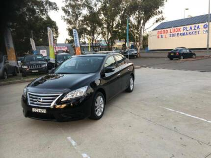 2013 Nissan Pulsar Sedan low km 71,000 1 owner  OCT 2019 Rego Mount Druitt Blacktown Area Preview