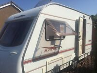 Ochman Amara 2005 Great Starter Caravan complete with everything you'll need to drive away !