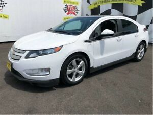 2012 Chevrolet Volt Electric ELECTRIC BACKUP CAM