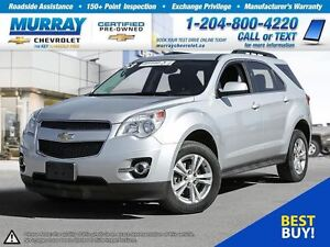 2013 Chevrolet Equinox 1LT *Keyless Entry, All Wheel Drive, OnSt