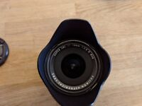 *Reduced, open to offers* Fuji fujinon 14mm 2.8 camera lens
