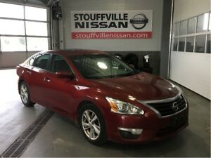 Nissan Altima 2.5 sv alloy wheels and power sunroof 2014