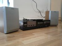 SONY AMP + SONY SPEAKERS
