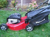Mountfield S460PD petrol lawn mower