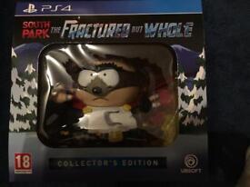 South Park : The fractured but whole (collectors edition) PS4