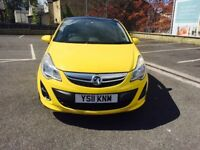 Vauxhall Corsa d excite 1.2 petrol vxr limited edition replica 28 k fvsh cheap Insurance tax fuel