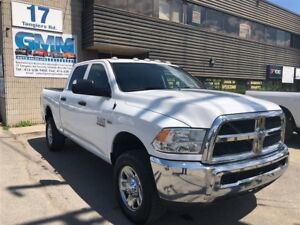 2015 Ram 2500 ST Crew Cab Short Box 4X4 Gas