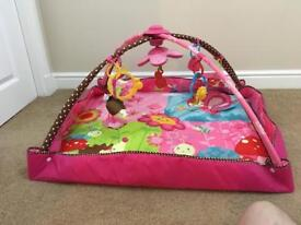 Tony Love Baby Gym and Play Mat