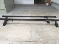 Mont Blanc car roof bars racks