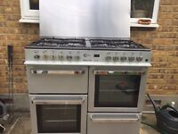 Flavel 8 hob cooker