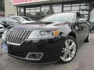 2012 Lincoln MKZ PRM-PKG-LOADED