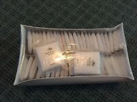 2 box of shoe mitt for sale