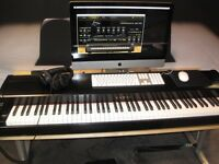 Kawai VPC1 Piano MIDI controller FULLY WEIGHTED 88 wooden keys