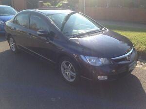 2006 Honda Civic Sedan Moonee Ponds Moonee Valley Preview