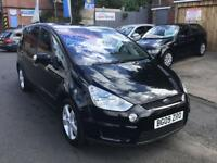 💥 another new arrival 💥⭐️£4599 2009 09 Ford S Max titanium X top of the range seven seater tdci