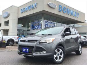 2014 Ford Escape SE |POWER LIFTGATE | NAVIGATION | 1 OWNER