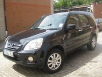 HONDA CRV #### AUTOMATIC #### FACELIFT MODEL 2006 #### 5 DOOR 4X4 JEEP MPV HATCHBACK