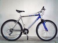 """(2189) 26"""" 20"""" ALUMINIUM SARACEN MEN WOMEN MOUNTAIN BIKE BICYCLE H:175-190cm"""