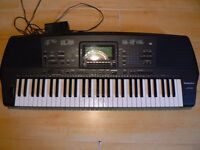 Technics KN 920 keyboard and stand