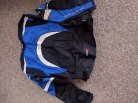 RST RIFT Motorbike Jacket and Trousers, hardly worn