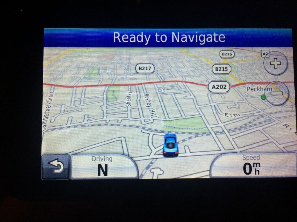 GPS - Garmin GPS with Lifetime UK & All Europe Maps | in Dulwich, London Garmin Gps Europe Maps on garmin express software, maps europe maps, magellan gps europe maps, garmin nuvi europe maps,