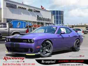 2018 Dodge Challenger ***COMPANY DEMO***SRT HELLCAT***MOPAR 1 LO