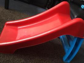 Toddler mini slide