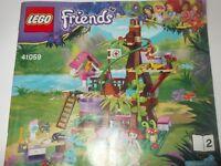 LEGO FRIENDS JUNGLE 41059