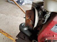 Honda G300 Generator 240VAC & 110VAC mouted on wheelbarrow Frame
