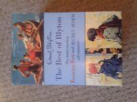 CHILDREN'S BOOKS ENID BLYTON FAMOUS FIVE/SECRET SEVEN COLLECTION, FAR AWAY TREE, JIGSAW PUZZLE