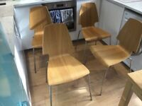 IKEA VILMAR chairs