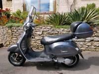 Vespa GTL200