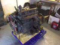 MK1 1976 Transit York Diesel engine and gearbox.