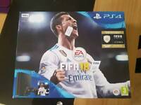 Playstation 4 with fifa2018