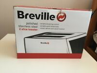 Breville Stainless Steel 2 Slice Toaster – BRAND NEW