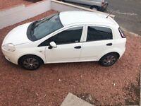 2010 Fiat Punto Evo 1.4 petrol. 4dr