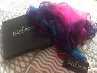 Ladycrow hand dyed Scarf - New
