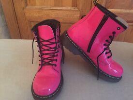 Children's Doc Marten Boots
