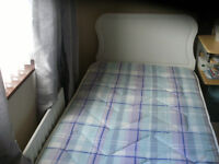 Single Bed as new with headboard and drawer £70 o.n.o