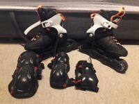 K2Unisex Rollerskates