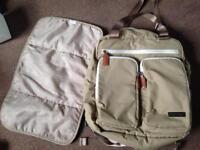 Rucksack Backpack Nappy Changing bag